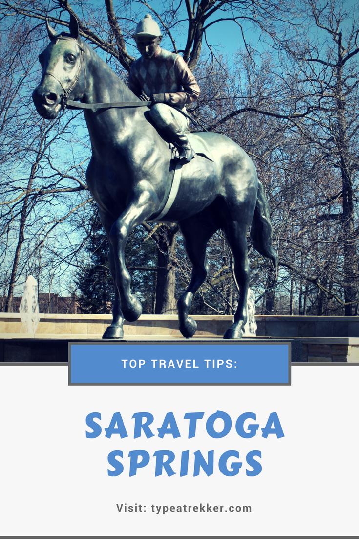 Top Travel Tips Saratoga Springs